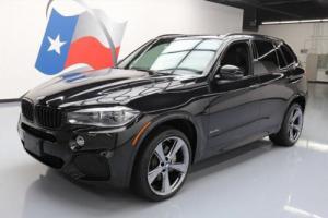 2015 BMW X5 XDRIVE50I AWD M SPORT LINE NAV HUD 21'S