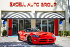 2004 Dodge Viper 2dr Convertible SRT10