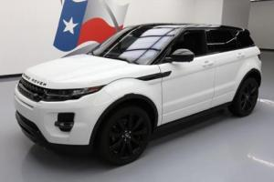 2014 Land Rover Evoque DYNAMIC AWD PANO ROOF NAV