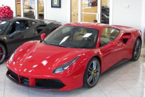 2016 Ferrari 488 GTB 2dr Coupe