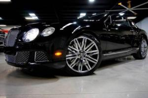 2013 Bentley Continental GT Base AWD 2dr Coupe Photo