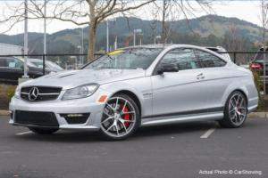 2015 Mercedes-Benz C-Class CERTIFIED 2015 MB C63 Coupe 507 Edition