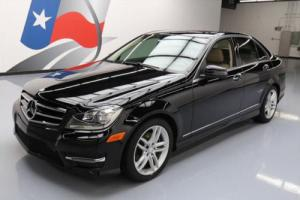 2014 Mercedes-Benz C-Class C250 SPORT P1 HTD SEATS SUNROOF