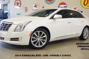 2014 Cadillac XTS Luxury NAV,BACK-UP,HTD/COOL LTH,POLISH WHLS,35K,WE FINANCE