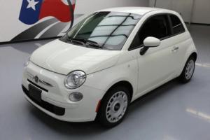 2013 Fiat 500 POP HATCHBACK AUTO CRUISE CONTROL