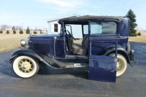 1930 Ford Model A 2 door