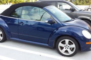 2006 Volkswagen Beetle - Classic