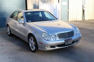 2004 Mercedes-Benz E-Class E 500 V8 4Matic All Wheel Drive Sedan