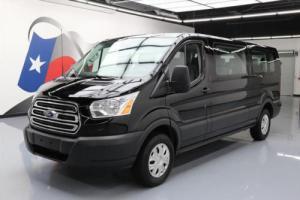 2016 Ford Transit XLT 15-PASSENGER REAR CAM