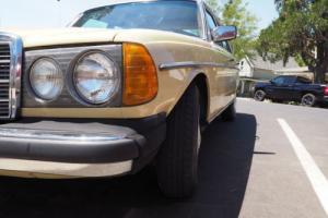 1978 Mercedes-Benz 300-Series