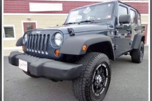 2008 Jeep Wrangler Unlimited X Sport Photo