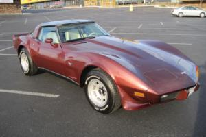 1979 Chevrolet Corvette Coupe w/ T-Tops