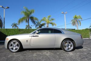 2015 Rolls-Royce Wraith 2dr Coupe