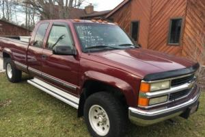 1996 Chevrolet C/K Pickup 2500