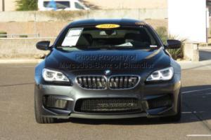 2016 BMW M6 4dr Gran Coupe