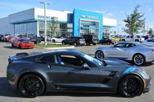 2017 Chevrolet Corvette Grand Sport Collector Editon #255, Z07 Suspension