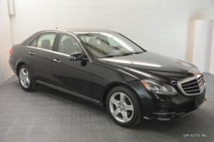 2014 Mercedes-Benz E-Class 4dr Sedan E350 Luxury 4MATIC