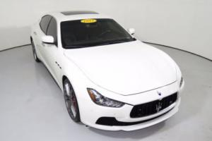 2015 Maserati Ghibli 4dr Sedan