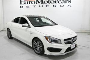 2014 Mercedes-Benz CLA-Class 4dr Coupe CLA45 AMG 4MATIC