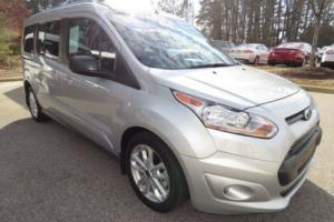 2016 Ford Transit Connect Wagon XLT 15 Passenger Wagon 2.5L 50 State Emissions