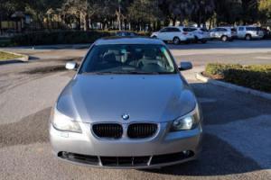 2004 BMW 5-Series Sport
