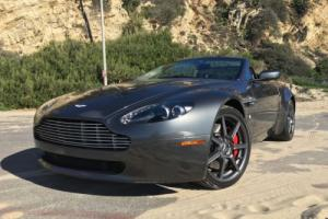 2008 Aston Martin Vantage Roadster Photo