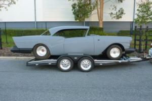 Buick 1957 Special Sports Coupe, Chev, Pro Street, Big Block, Drag Car. Photo
