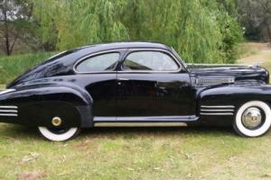 Cadillac 1941 Sedanette Low mileage original vehicle
