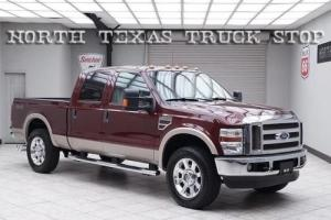 2009 Ford F-250 Lariat 6.4L Lariat Heated Leather TEXAS TRUCK