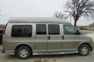 2002 Chevrolet Express EXPRESS