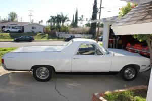 1968 Chevrolet El Camino Photo
