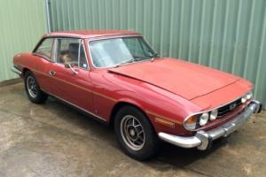 Triumph Stag Convertable 1974 V8 Auto original suit resto Photo
