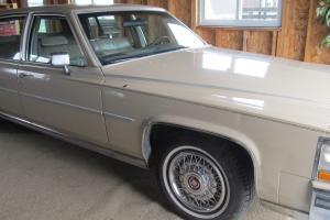 1986 Cadillac Fleetwood  | eBay