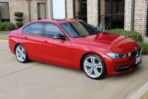 2013 BMW 3-Series 328i Sedan Sport Line