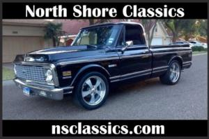 1971 Chevrolet C-10 LS Engine-Frame Off Restored from Texas-Pro Tourin