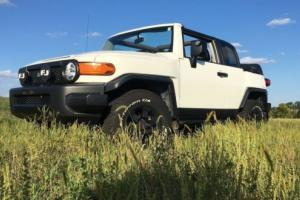 2008 Toyota FJ Cruiser Trail Teams Convertible