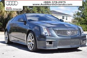 2012 Cadillac CTS