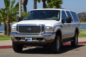 2002 Ford Excursion Limited Ultimate