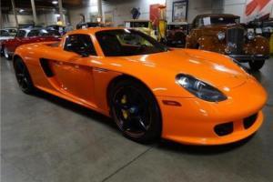 2004 Porsche Carrera GT --