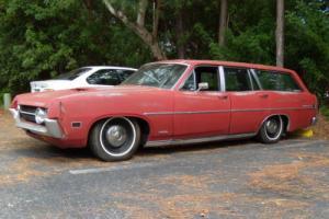 1971 Ford Torino LOWERED TORINO WAGON