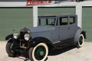1926 Cadillac Coupe Photo