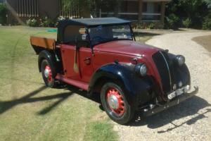 1942 Morris Z Ute