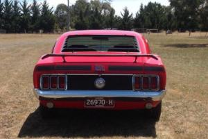 Ford 1970 Mach 1 Mustang