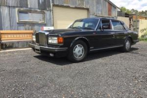 1988 bentley Mulsane S Sedan Rolls Royce Mercedes Daimler Jaguar Prestige