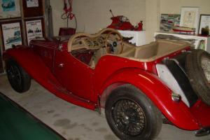 MGTF 1500 - Restoration Project