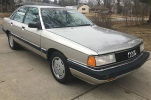 1989 Audi 200 Turbo