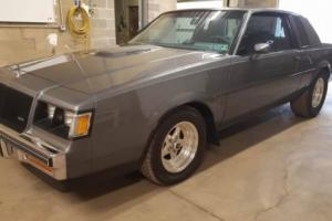 1987 Buick Regal Turbo-T 49,088 Miles*Super Clean*Tons of Mod's!! Photo