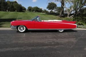 1960 Cadillac DeVille Factory Air