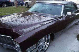 1968 Cadillac DeVille Photo