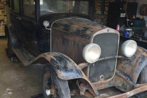1929 DeSoto Sedan